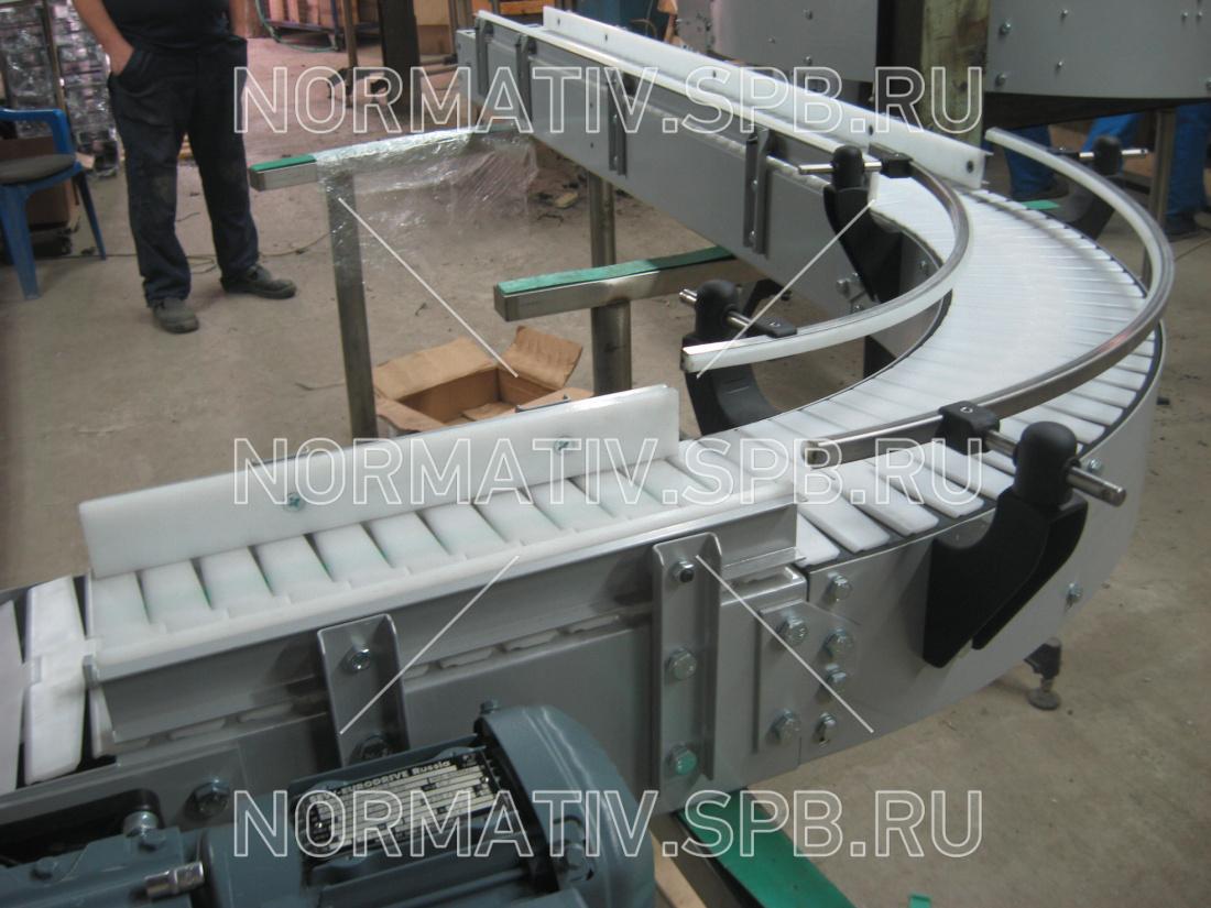 фото цепных конвейеров