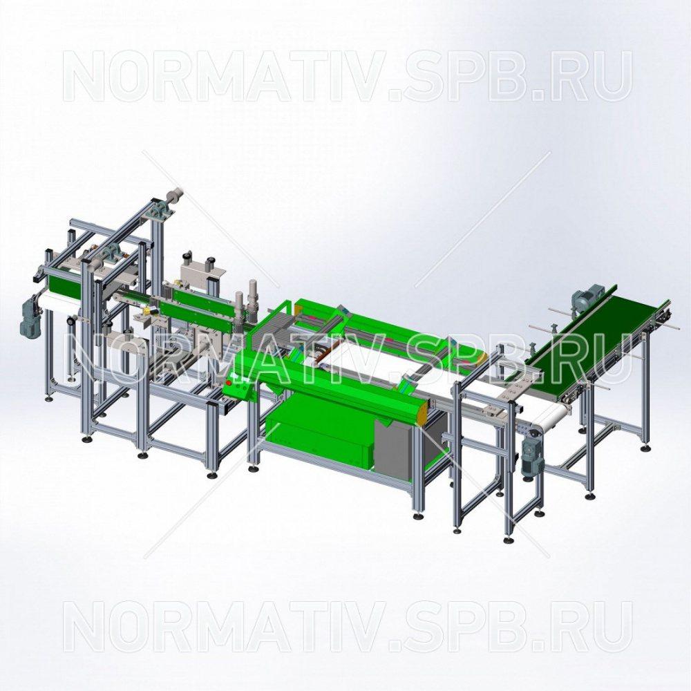 оборудование станки конвейерные линии