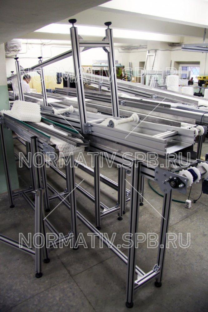 норматив конвейерное оборудование