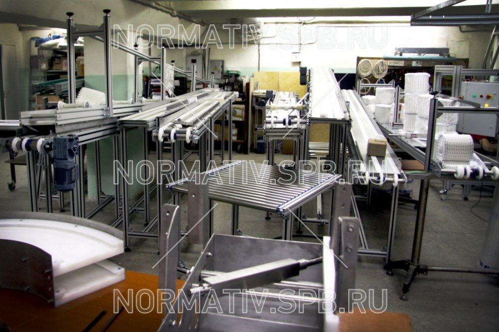 Норматив конвейерное оборудование фольксваген транспортер новокузнецк
