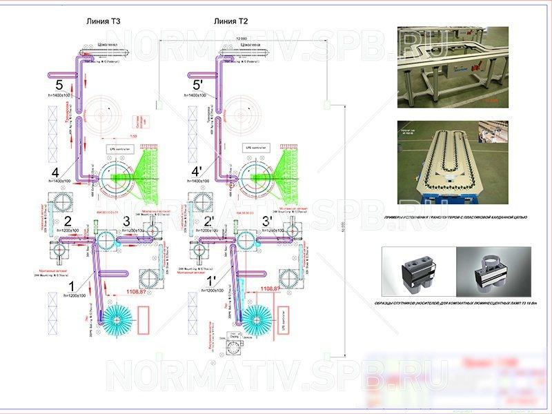 Проектирование конвейерного оборудования полноприводный транспортер отзывы
