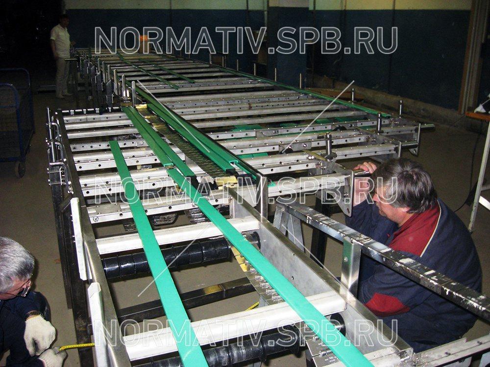 производство конвейерного оборудования спб