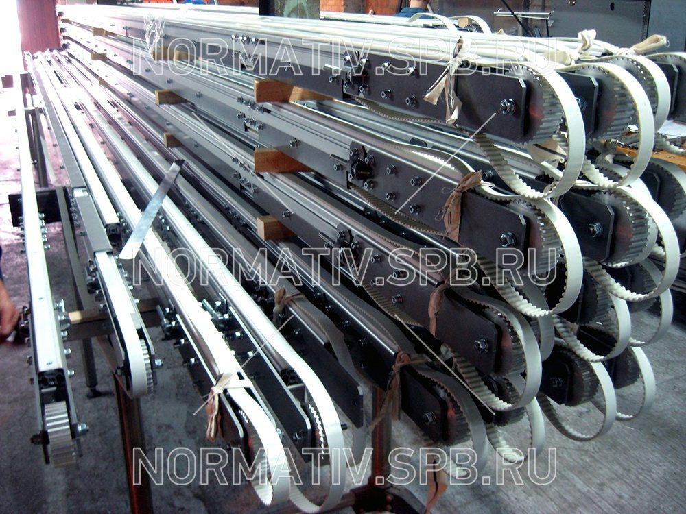Производство конвейерного оборудования спб конвейерное оборудование спб